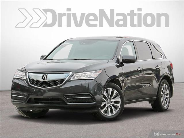 2016 Acura MDX Technology Package (Stk: F809) in Saskatoon - Image 1 of 27