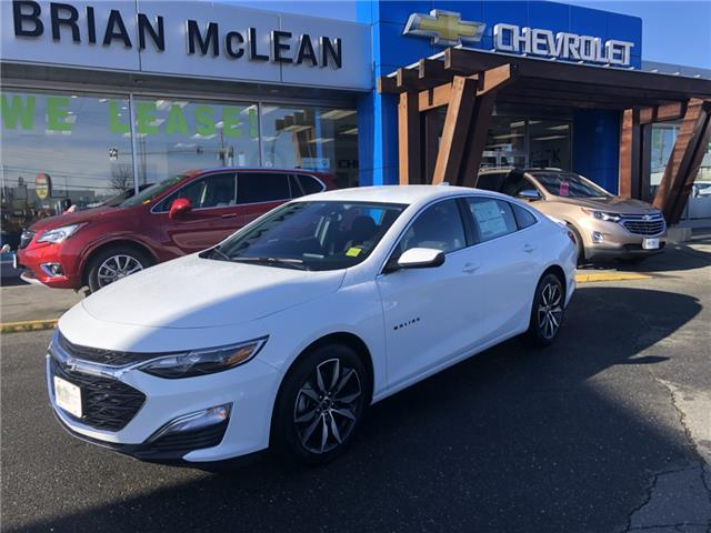 2020 Chevrolet Malibu RS (Stk: M5089-20) in Courtenay - Image 1 of 16