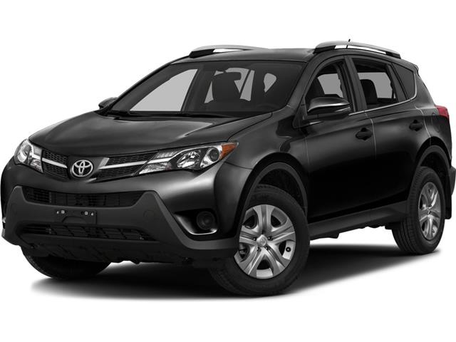2014 Toyota RAV4 LE (Stk: P0455A) in Calgary - Image 1 of 1