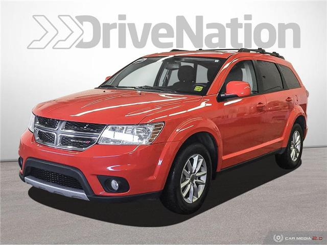2017 Dodge Journey SXT (Stk: B2281) in Prince Albert - Image 1 of 25