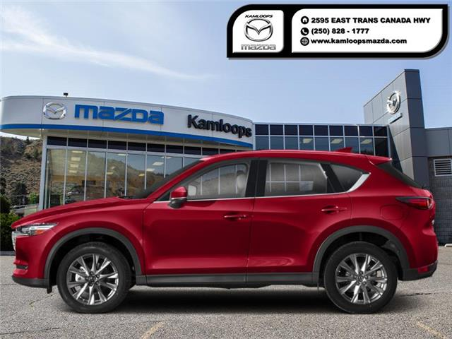 2020 Mazda CX-5 Signature (Stk: YL065) in Kamloops - Image 1 of 1