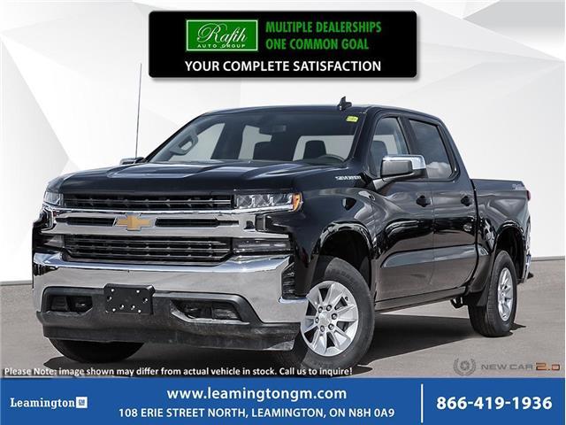 2020 Chevrolet Silverado 1500 LT (Stk: 20-350) in Leamington - Image 1 of 22