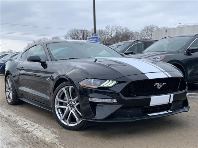 2019 Ford Mustang GT Premium (Stk: 0RC828) in Midland - Image 1 of 16