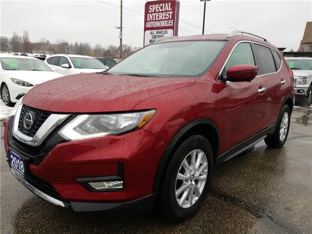 2018 Nissan Rogue SV (Stk: 796705) in Cambridge - Image 1 of 25