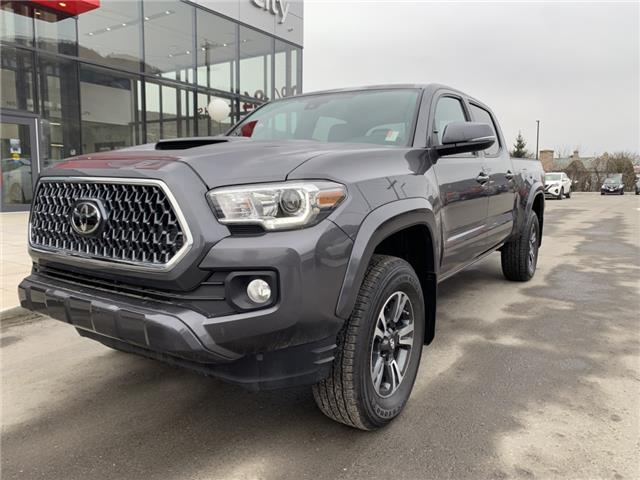 2019 Toyota Tacoma SR5 V6 (Stk: UT1418) in Kamloops - Image 1 of 26