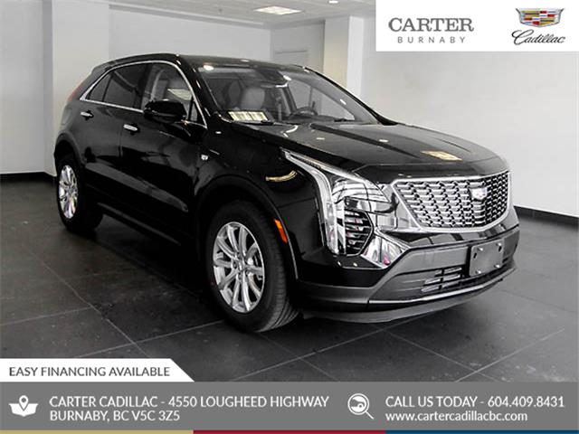 2020 Cadillac XT4 Luxury (Stk: C0-58740) in Burnaby - Image 1 of 23