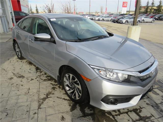 2018 Honda Civic EX (Stk: D180123) in Airdrie - Image 1 of 30