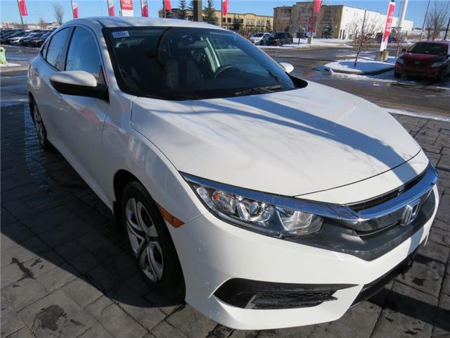 2018 Honda Civic LX (Stk: 196844A) in Airdrie - Image 1 of 30