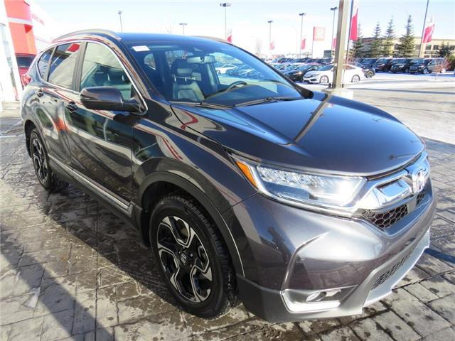 2017 Honda CR-V Touring (Stk: 200018A) in Airdrie - Image 1 of 30