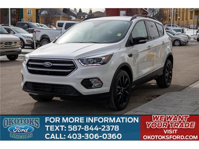 2019 Ford Escape Titanium (Stk: B81593) in Okotoks - Image 1 of 24