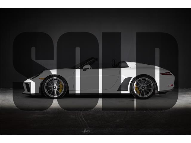 2019 Porsche 911 Speedster (Stk: PQ0003) in Woodbridge - Image 1 of 28