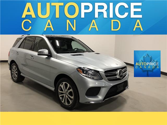 2017 Mercedes-Benz GLE 400 Base (Stk: W0888) in Mississauga - Image 1 of 30