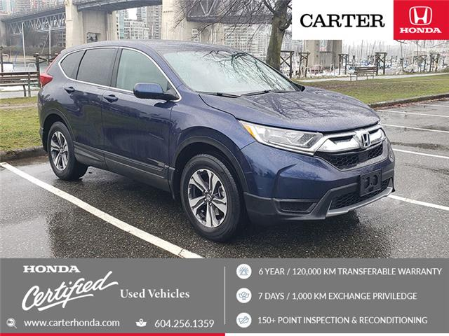 2017 Honda CR-V LX (Stk: 2L70991) in Vancouver - Image 1 of 23