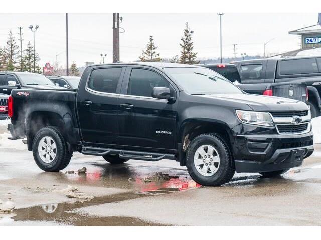 2018 Chevrolet Colorado WT (Stk: 27354U) in Barrie - Image 1 of 22