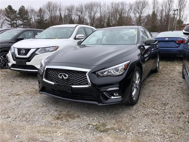 2019 Infiniti Q50 3.0t LUXE (Stk: 19Q5034) in Newmarket - Image 1 of 5