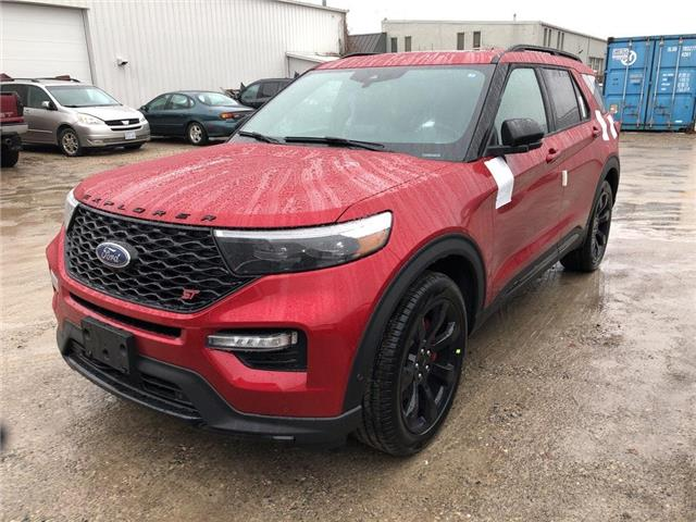 2020 Ford Explorer ST (Stk: VEX19339) in Chatham - Image 1 of 5