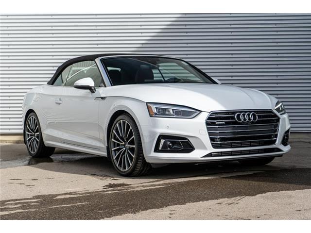 2019 Audi A5 45 Technik (Stk: N5245) in Calgary - Image 1 of 19