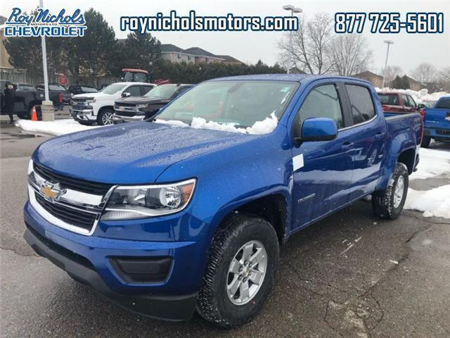 2020 Chevrolet Colorado WT (Stk: W155) in Courtice - Image 1 of 10