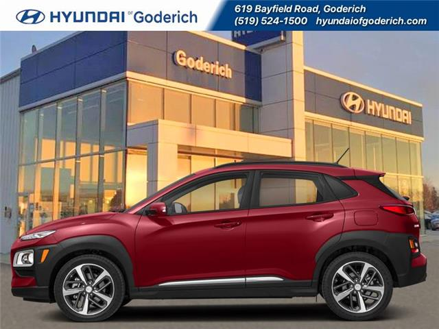 2020 Hyundai Kona 1.6T Ultimate AWD w/Red Colour Pack (Stk: 20062) in Goderich - Image 1 of 1