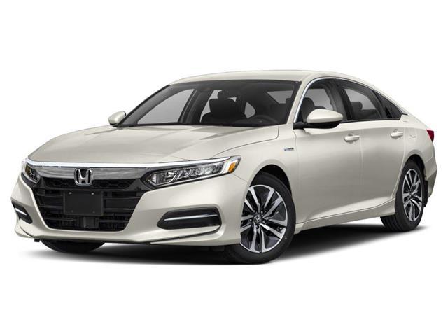 2020 Honda Accord Hybrid Base (Stk: A20606) in Toronto - Image 1 of 9