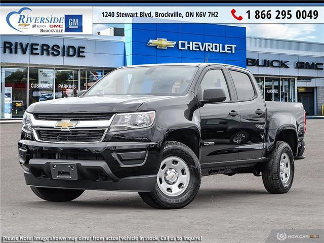2020 Chevrolet Colorado WT (Stk: 20-055) in Brockville - Image 1 of 24