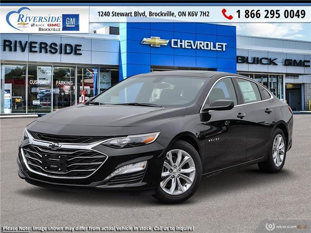 2020 Chevrolet Malibu LT (Stk: 20-008) in Brockville - Image 1 of 22