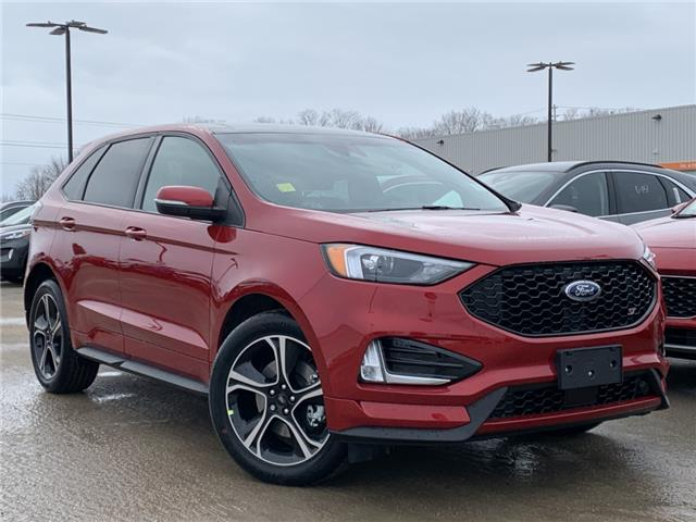 2020 Ford Edge ST (Stk: 20T280) in Midland - Image 1 of 20
