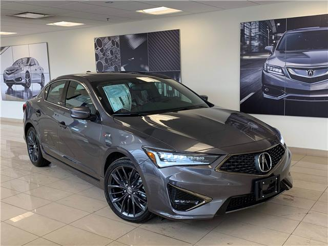 2020 Acura ILX Tech A-Spec (Stk: L13232) in Toronto - Image 1 of 10