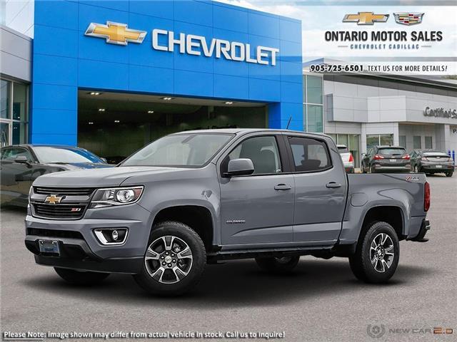 2020 Chevrolet Colorado Z71 (Stk: T0198875) in Oshawa - Image 1 of 27