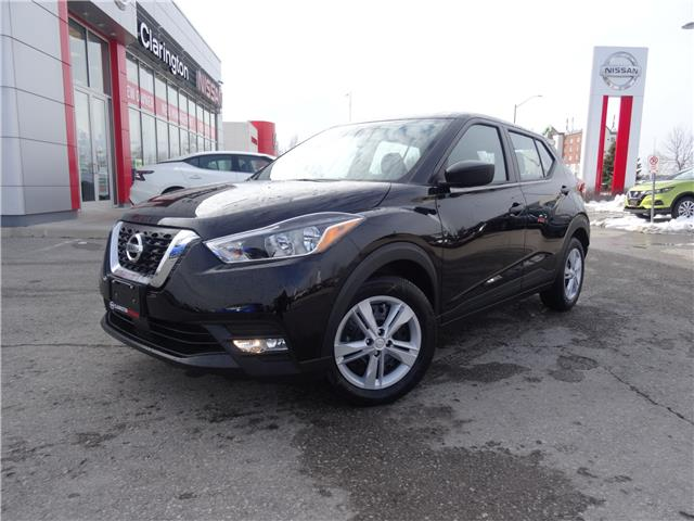 2020 Nissan Kicks S (Stk: LL507152) in Bowmanville - Image 1 of 30