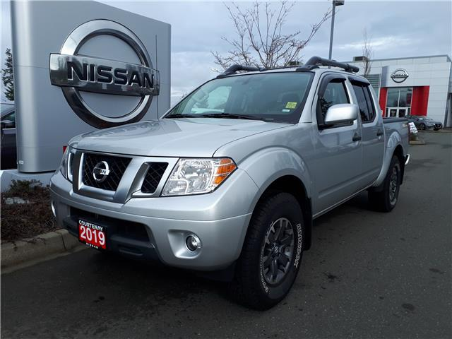 2019 Nissan Frontier PRO-4X (Stk: B0011) in Courtenay - Image 1 of 9