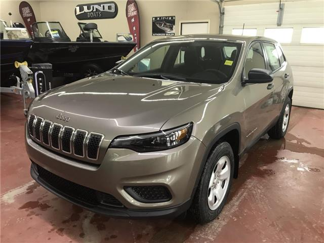 2020 Jeep Cherokee Sport (Stk: T20-54) in Nipawin - Image 1 of 19