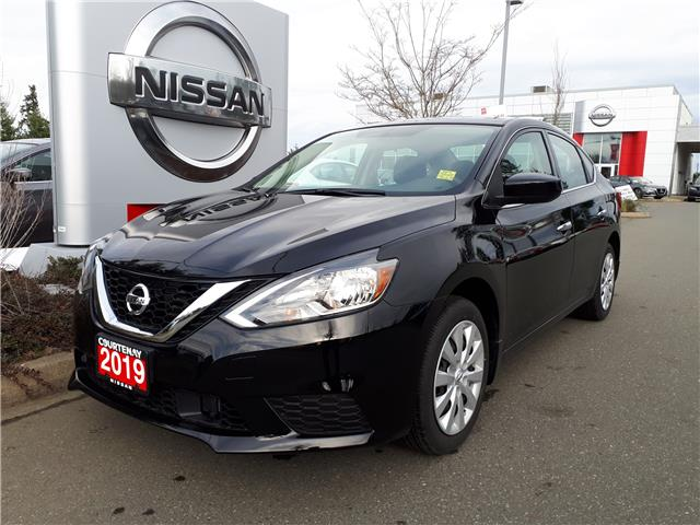 2019 Nissan Sentra 1.8 S (Stk: B0008) in Courtenay - Image 1 of 9