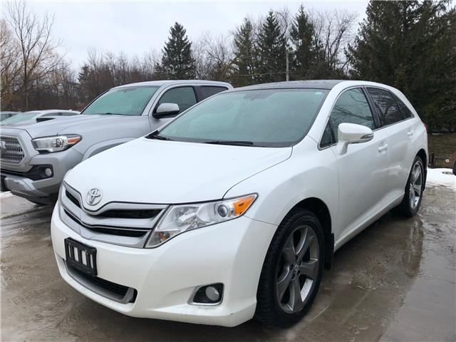 2016 Toyota Venza Base V6 (Stk: 122191) in Milton - Image 1 of 1