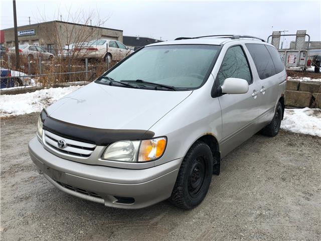 2003 Toyota Sienna LE (Stk: 516808) in Milton - Image 1 of 1