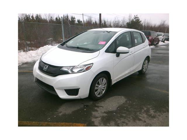 2016 Honda Fit LX (Stk: 105679) in Milton - Image 1 of 1