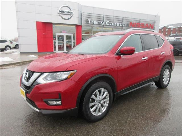 2017 Nissan Rogue  (Stk: P5301) in Peterborough - Image 1 of 23