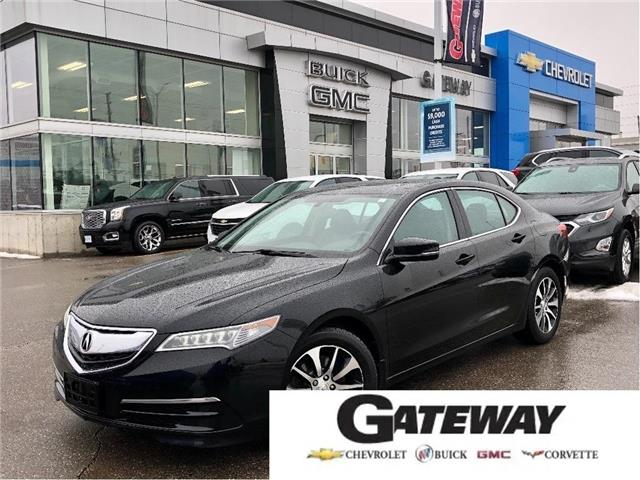 2016 Acura TLX Tech|BLUETOOTH|MOON ROOF|JUST CAME IN| (Stk: PA19096) in BRAMPTON - Image 1 of 21