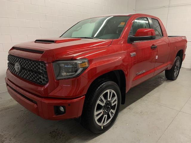 2020 Toyota Tundra Base (Stk: TW126) in Cobourg - Image 1 of 6