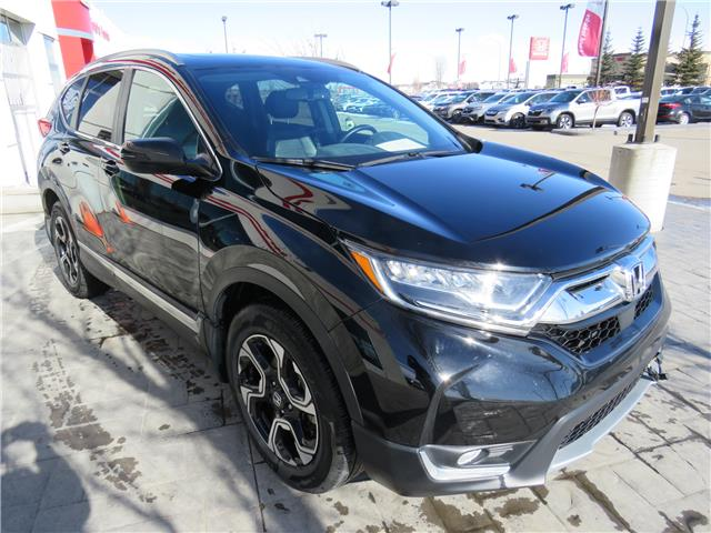 2018 Honda CR-V Touring (Stk: 200128A) in Airdrie - Image 1 of 36