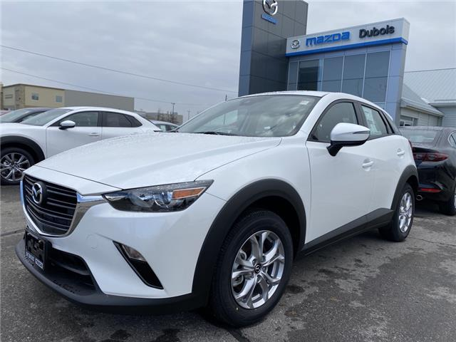 2020 Mazda CX-3 GS (Stk: T2001) in Woodstock - Image 1 of 1