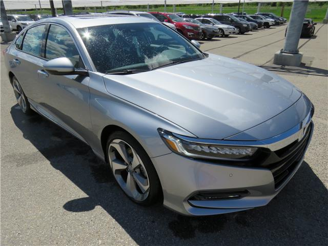2019 Honda Accord Touring 2.0T (Stk: 190649) in Airdrie - Image 1 of 8