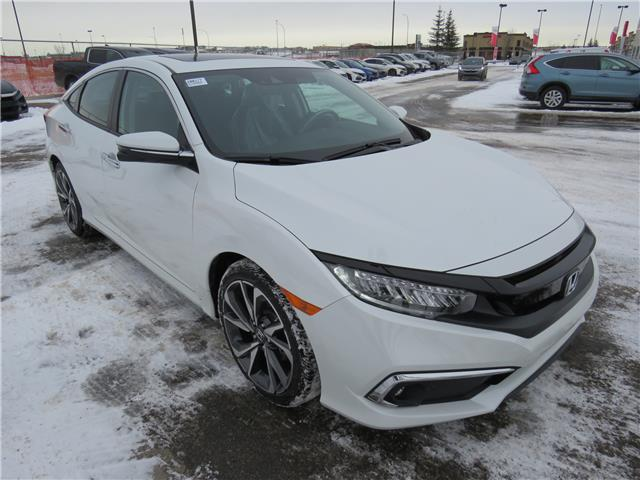 2020 Honda Civic Touring (Stk: 200177) in Airdrie - Image 1 of 8
