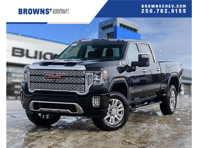 2020 GMC Sierra 3500HD Denali (Stk: T20-1148) in Dawson Creek - Image 1 of 19