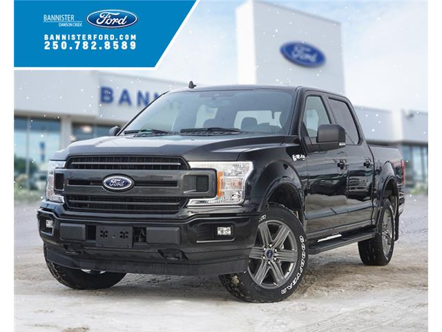 2020 Ford F-150 XLT (Stk: T202033) in Dawson Creek - Image 1 of 15