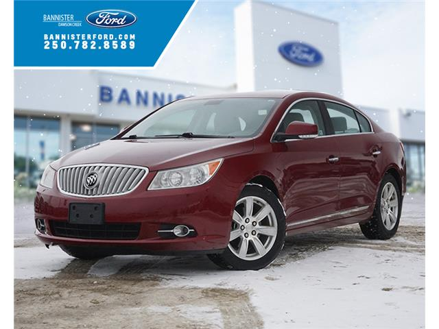 2010 Buick LaCrosse CXL (Stk: S202454A) in Dawson Creek - Image 1 of 15