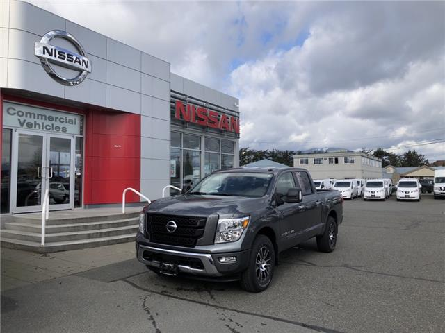 2020 Nissan Titan SV (Stk: N08-5404) in Chilliwack - Image 1 of 1
