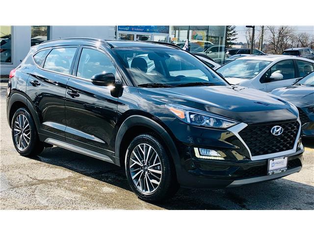 2019 Hyundai Tucson Preferred w/Trend Package (Stk: 8330H) in Markham - Image 1 of 25