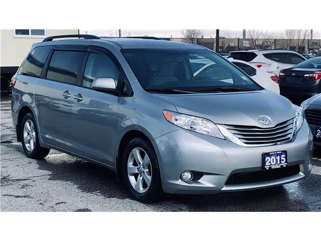 2015 Toyota Sienna LE 8 Passenger (Stk: 8333H) in Markham - Image 1 of 30