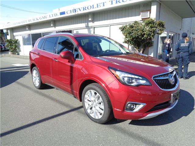 2019 Buick Envision Premium I (Stk: T19251) in Campbell River - Image 1 of 18